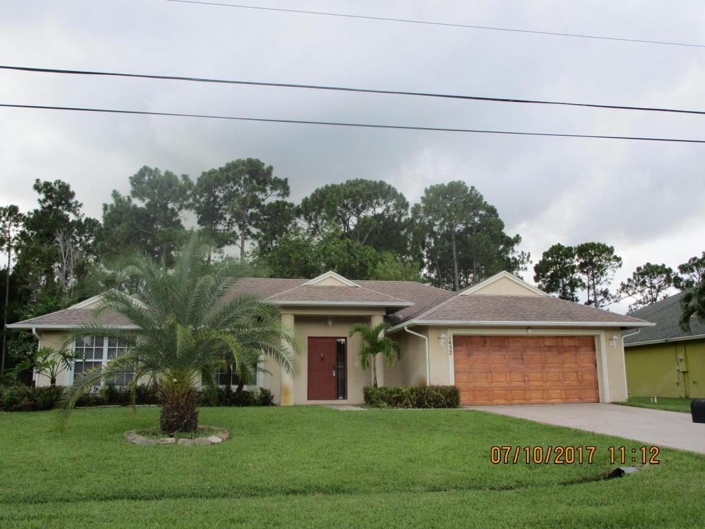 1432 Sw Melrose Avenue, Saint Lucie West, FL 34953