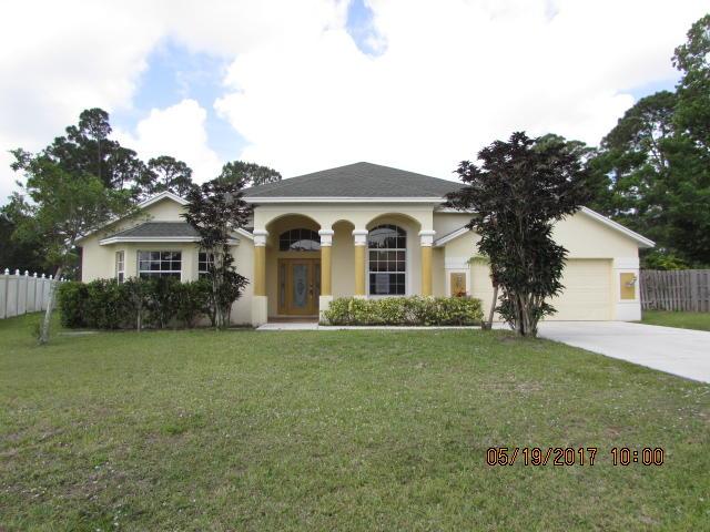 1482 Sw Medina Avenue, Port Saint Lucie, FL 34953