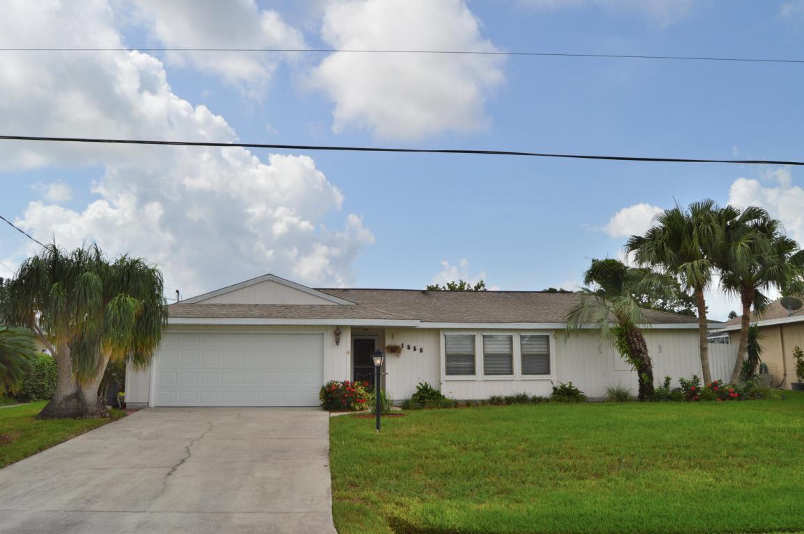 1556 Se Sinbad Avenue, Port Saint Lucie, FL 34952