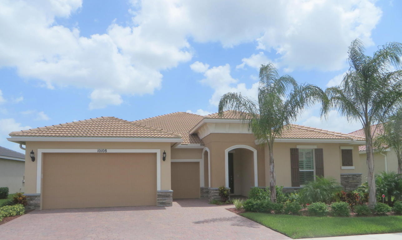 10108 Sw Cypress Wood Court Sw, Port Saint Lucie, FL 34987