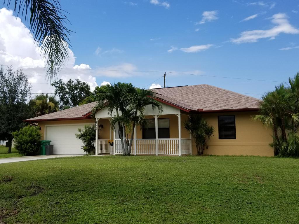4091 Sw Carlile Street, Port Saint Lucie, FL 34953