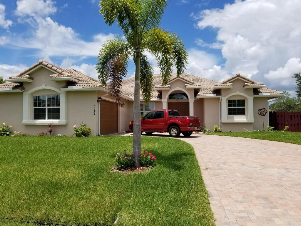 5955 Nw Brenda Circle, Port Saint Lucie, FL 34986