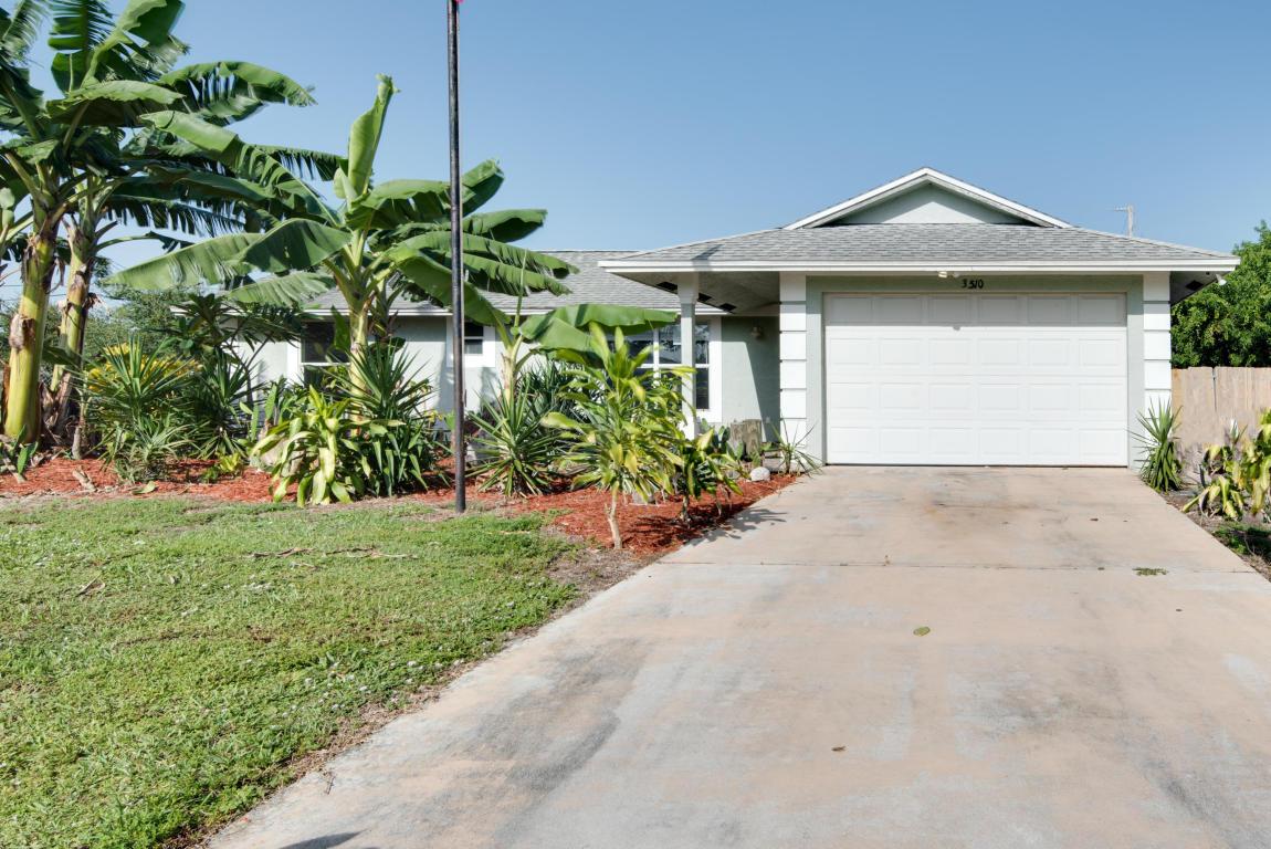 3510 Sw Voyager Street, Port Saint Lucie, FL 34953