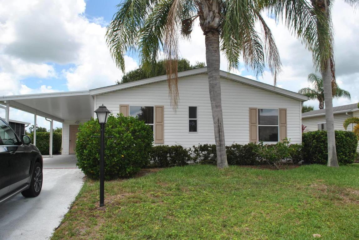 3700 Fetterbush Court, Port Saint Lucie, FL 34952