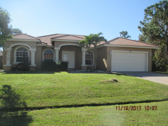 5928 Nw Foust Circle, Port Saint Lucie, FL 34986