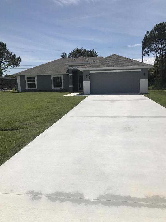 1282 Sw Century Avenue, Port Saint Lucie, FL 34953