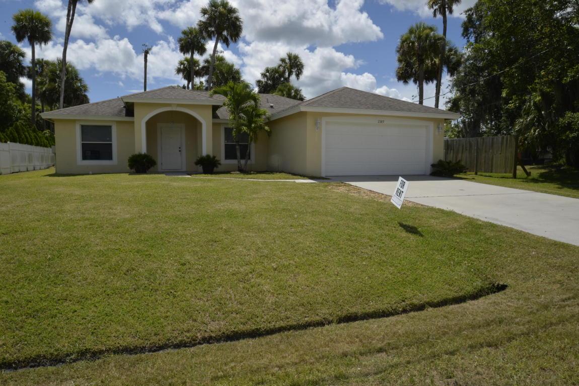 2389 Sw Wynnewood Street, Port Saint Lucie, FL 34953
