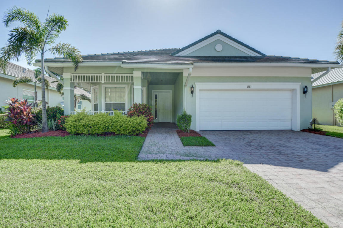 138 Nw Pleasant Grove Way, Port Saint Lucie, FL 34986
