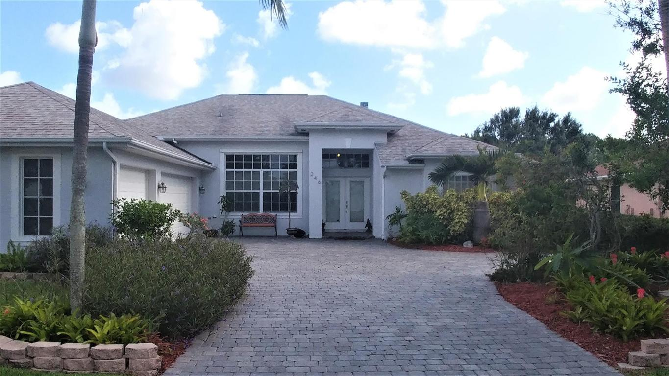 246 Sw Fernleaf Trail, Port Saint Lucie, FL 34953