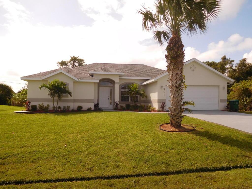 1074 Sw Whittier Terrace, Port Saint Lucie, FL 34953