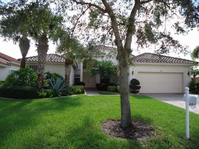 464 Nw Blue Lake Drive, Port Saint Lucie, FL 34986