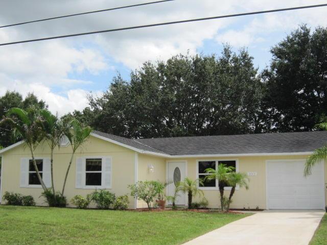 332 Sw Voltair Terrace, Port Saint Lucie, FL 34984
