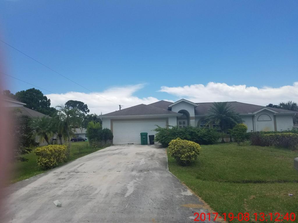 1937 Sw Libra Lane, Port Saint Lucie, FL 34953