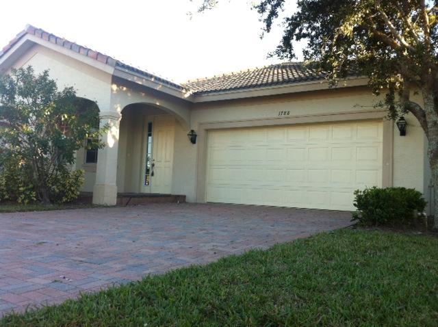 1788 Sw Jamesport Drive, Port Saint Lucie, FL 34953