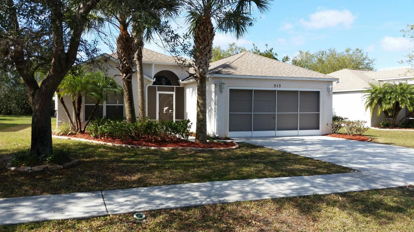 515 Sw Deer Run, Port Saint Lucie, FL 34953