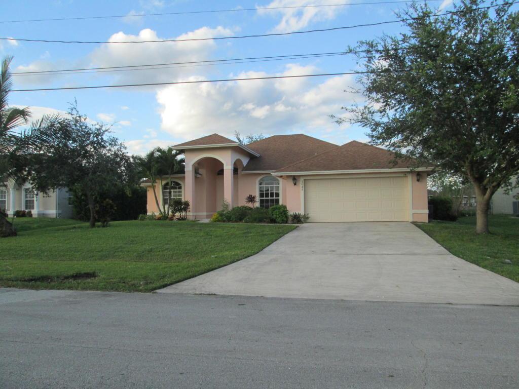 1649 Sw Gadsan Avenue, Port Saint Lucie, FL 34953