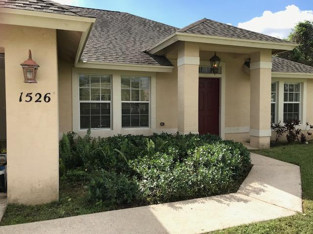 1526 Sw Dycus Avenue, Port Saint Lucie, FL 34953
