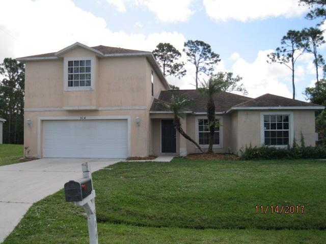 514 Nw Argosy Avenue, Port Saint Lucie, FL 34983