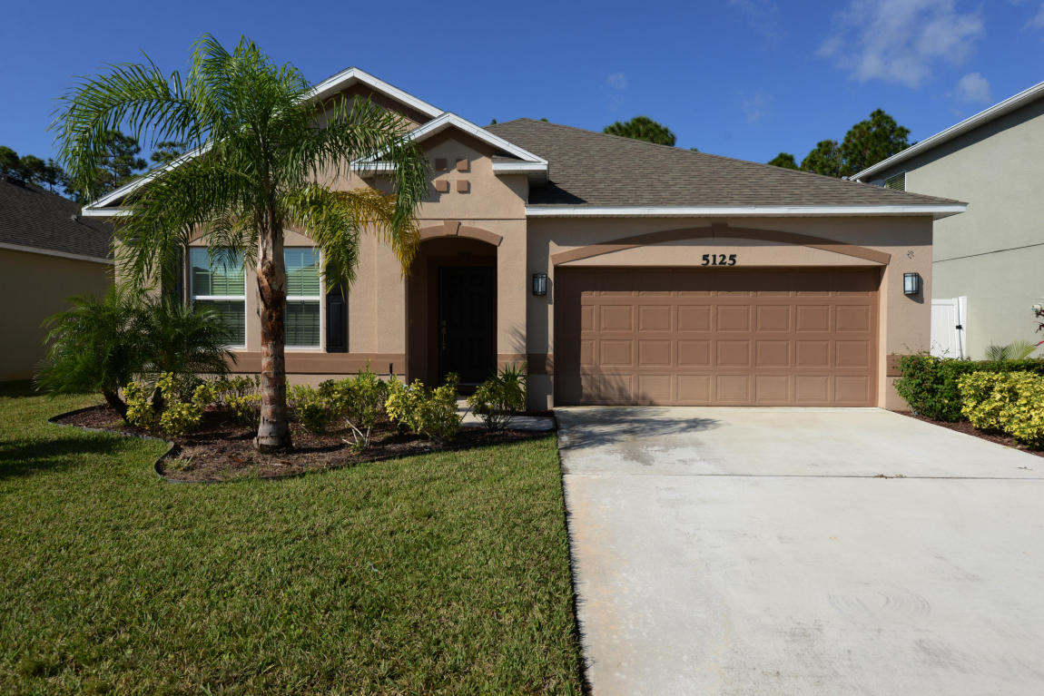 5125 Nw Wisk Fern Circle, Port Saint Lucie, FL 34986
