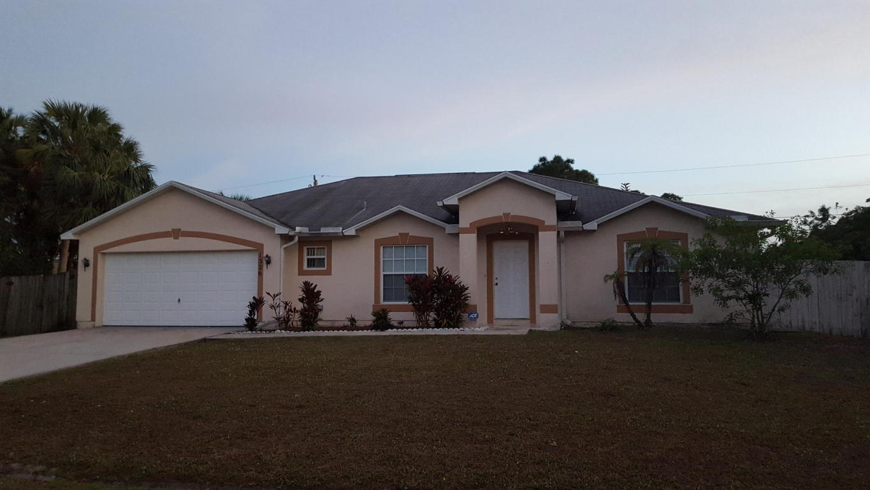 1526 Sw Kosnar Avenue, Port Saint Lucie, FL 34953