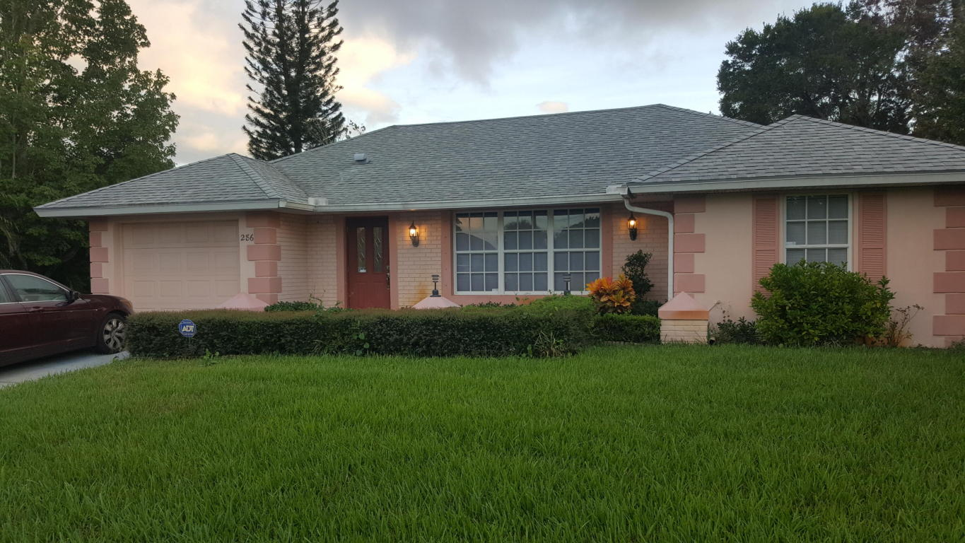 286 Ne Brunson Court, Port Saint Lucie, FL 34983