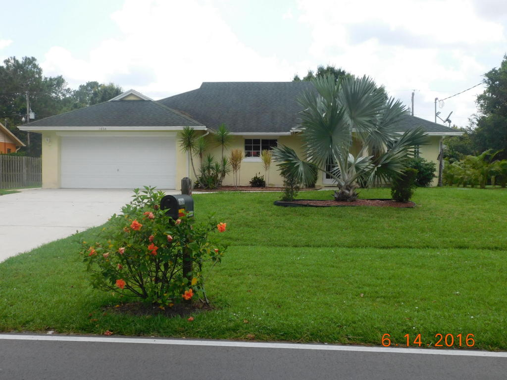 1658 Sw Import Drive, Port Saint Lucie, FL 34953