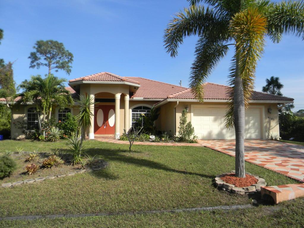 4165 Sw Spickler Street, Port Saint Lucie, FL 34953