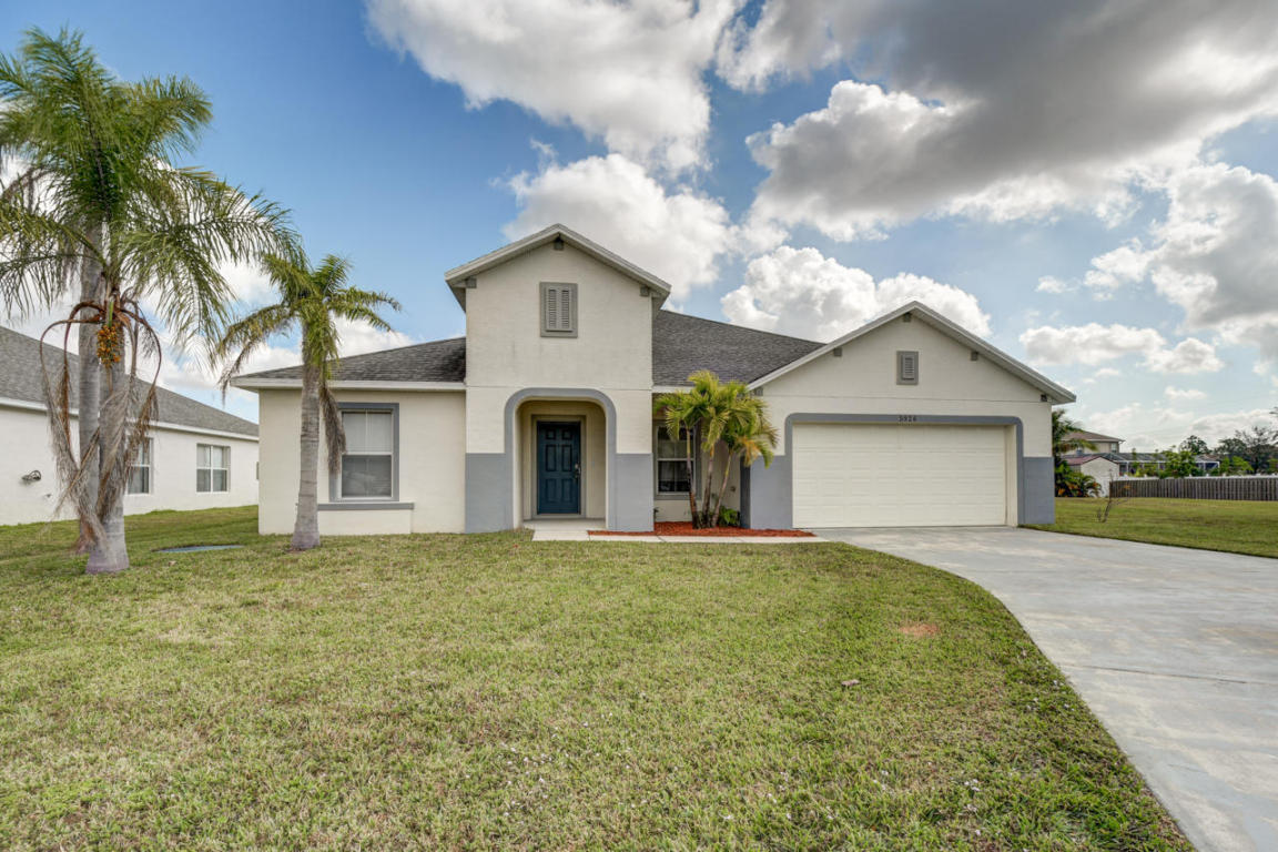 5926 Nw Brianna Court, Port Saint Lucie, FL 34986