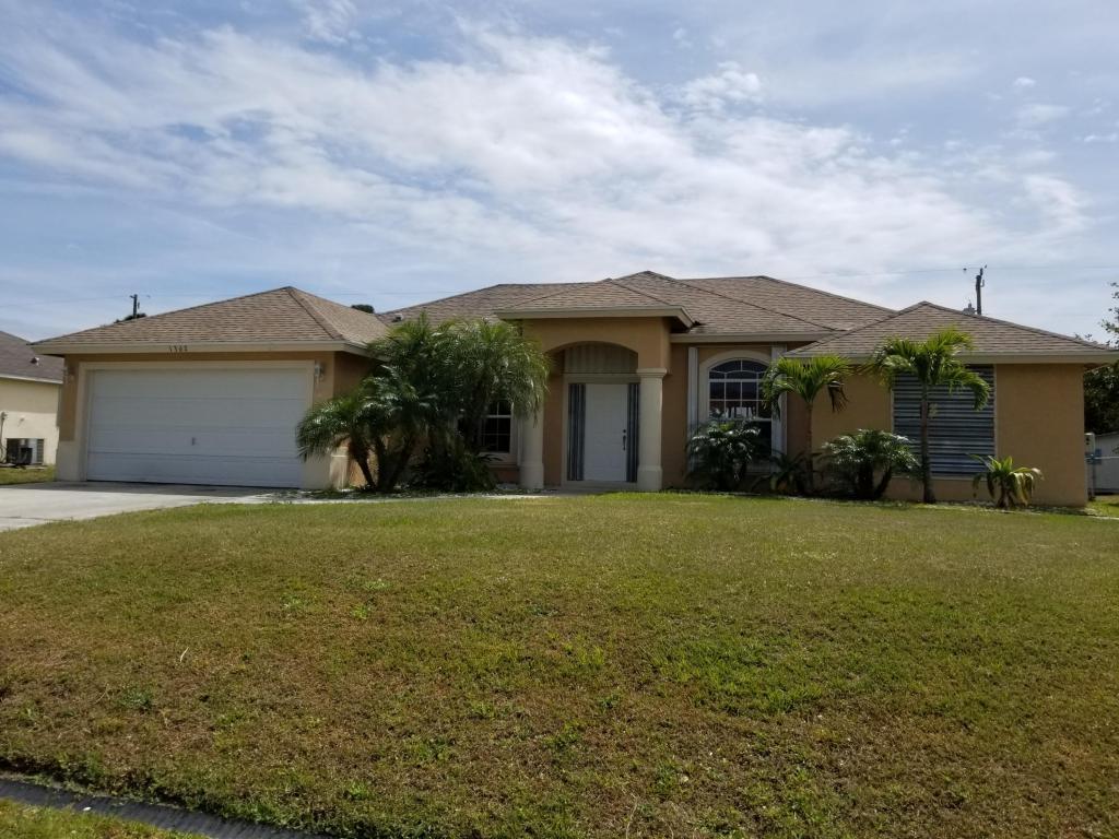 1362 Sw Amboy Avenue, Port Saint Lucie, FL 34953