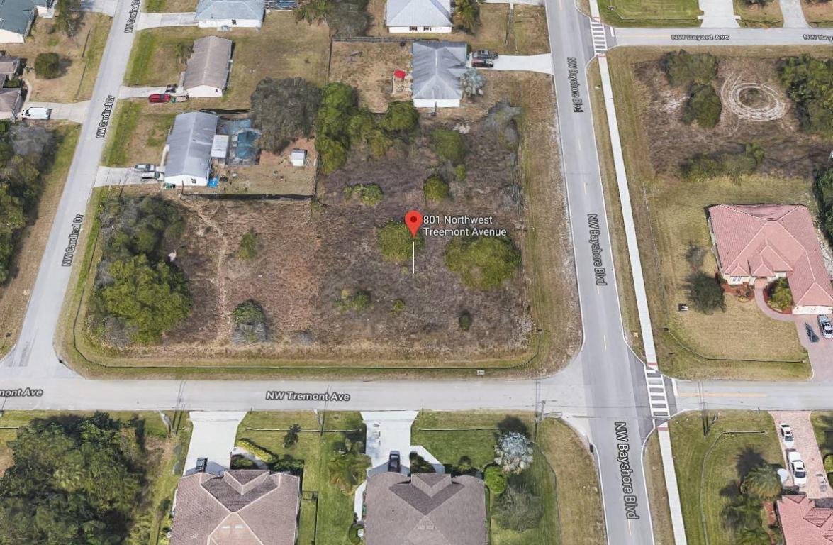 801 Nw Treemont Avenue, Port Saint Lucie, FL 34983