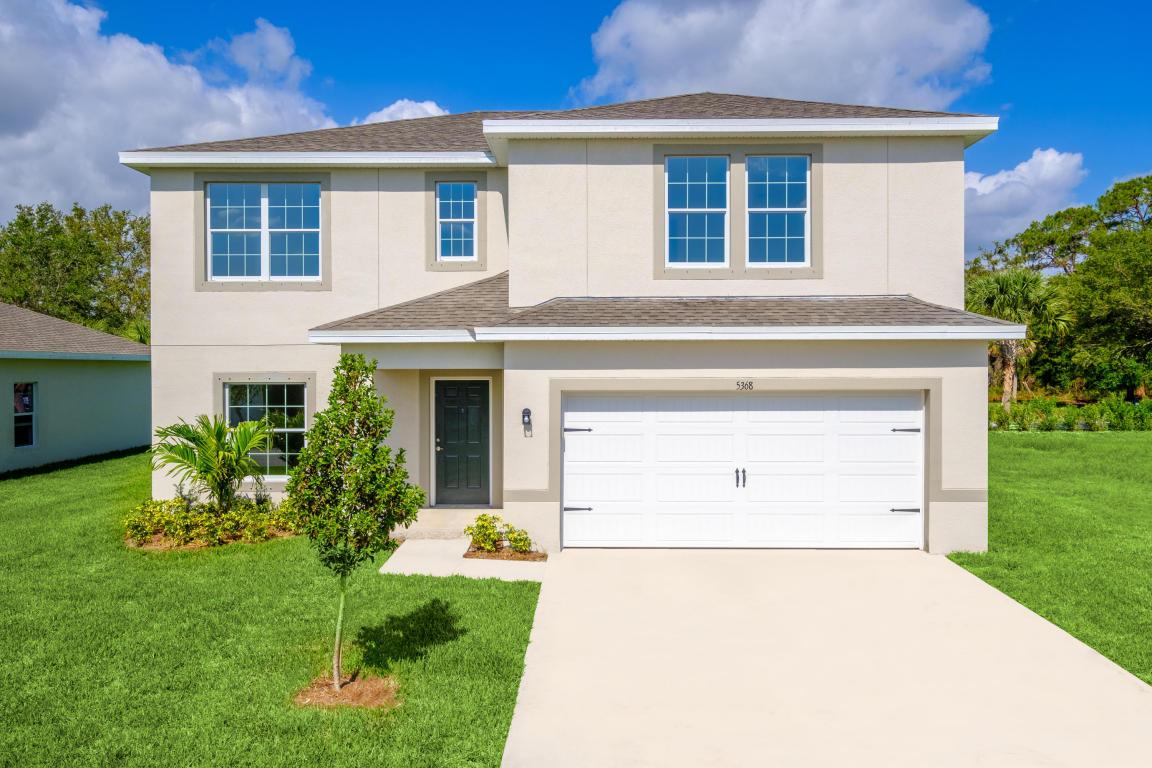 5357 Oakland Lake Circle, Fort Pierce, FL 34951