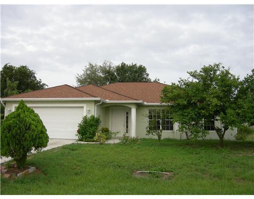 3561 Sw San Giorgio Street, Port Saint Lucie, FL 34953