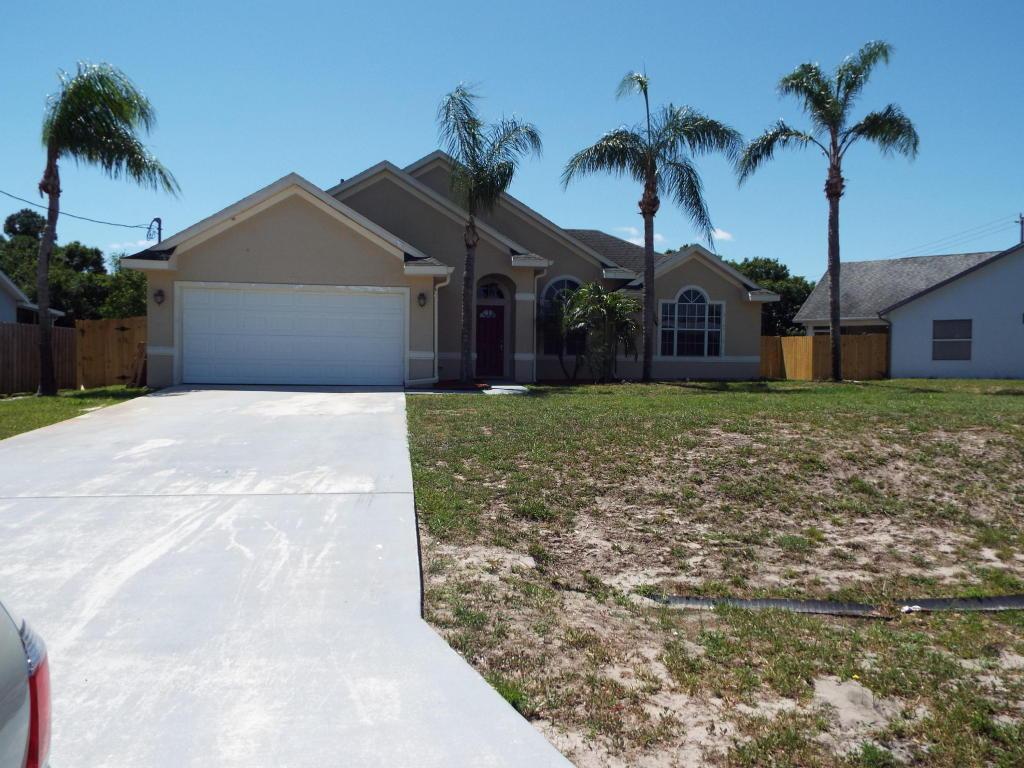 678 Sw Pueblo Terrace, Port Saint Lucie, FL 34953