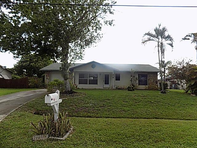 741 Sw Aster Road, Port Saint Lucie, FL 34953