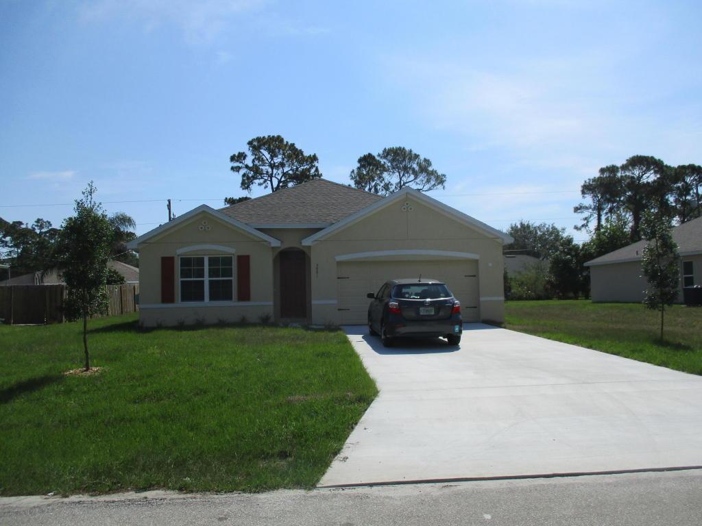 3881 Sw Chaffin Street, Port Saint Lucie, FL 34953
