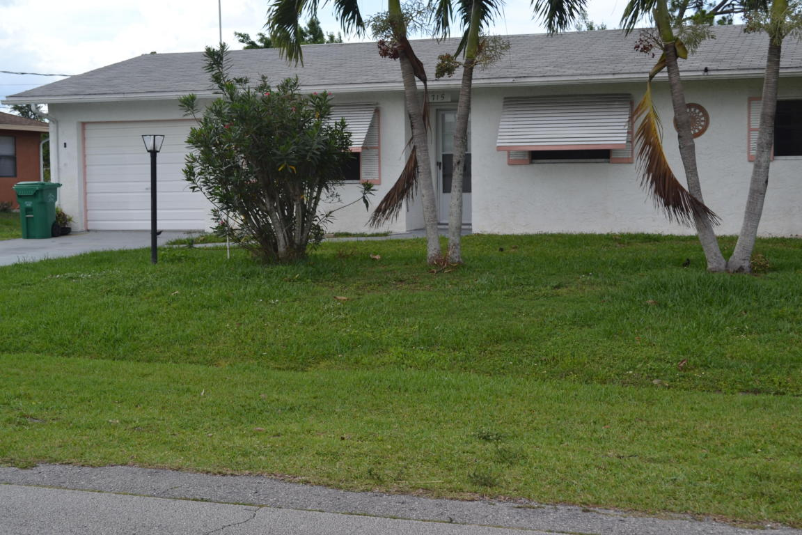 715 Sw Duval Avenue, Port Saint Lucie, FL 34953