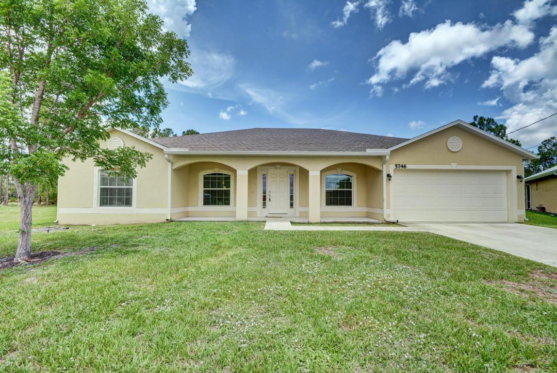 5746 Nw Bonny Court, Port Saint Lucie, FL 34986