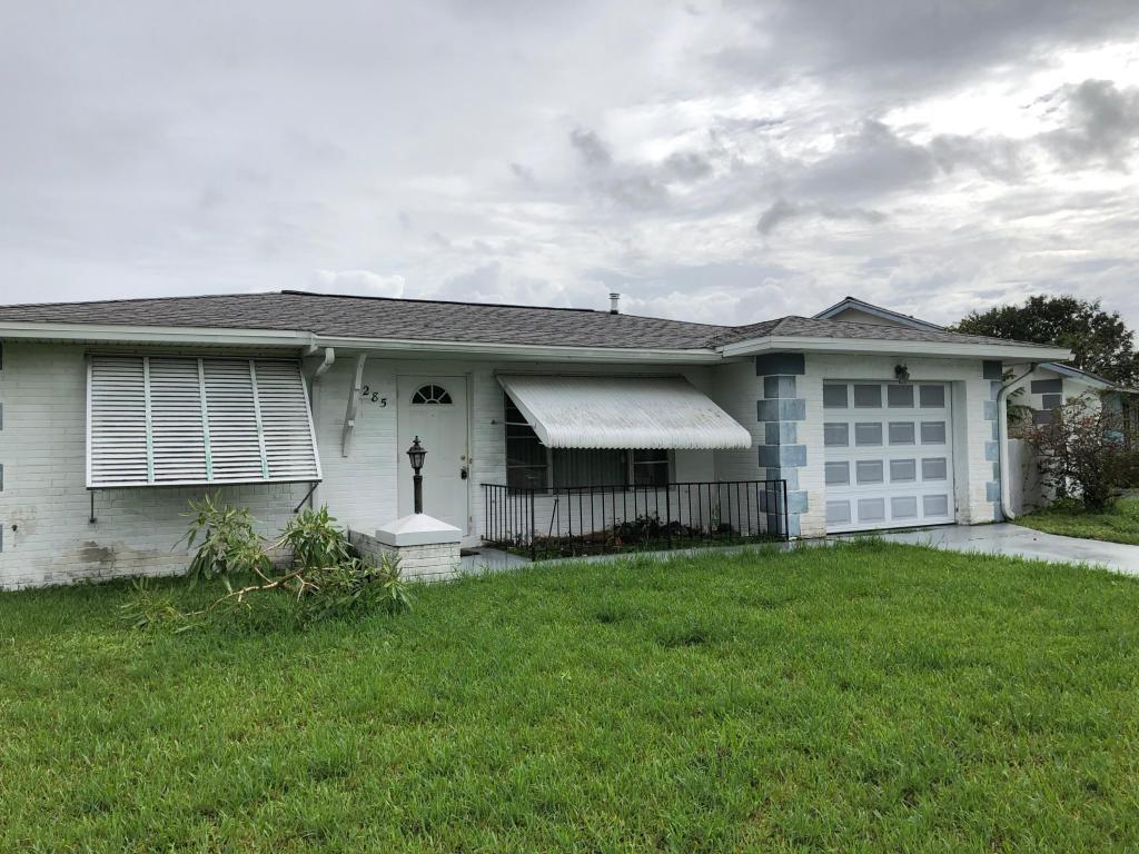 285 Sw Reynolds Avenue, Port Saint Lucie, FL 34983