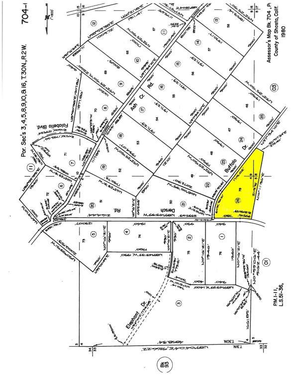Dersch/buffalo, Anderson, CA 96007