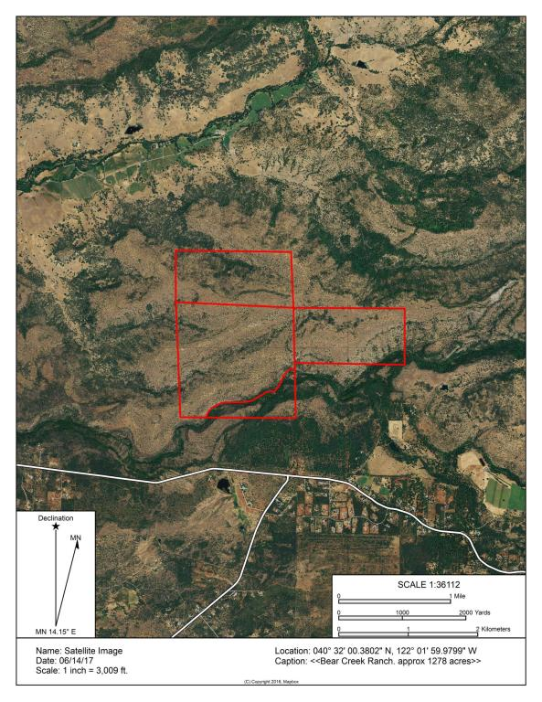111 South Cow Creek Rd, Millville, CA 96088