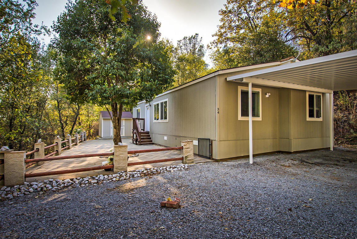 14578 Bass Drive, Redding, CA 96003