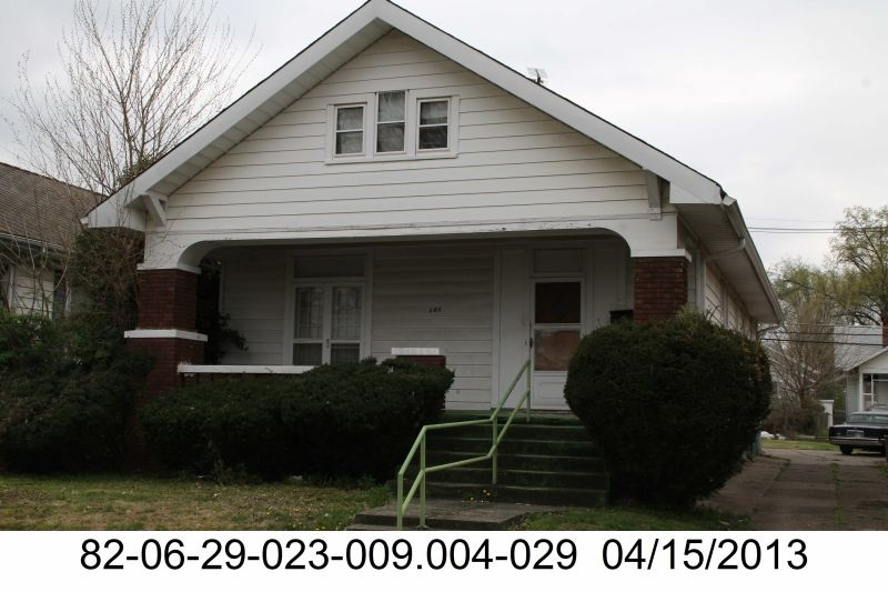 849 Bellemeade Avenue, Evansville, IN 47713