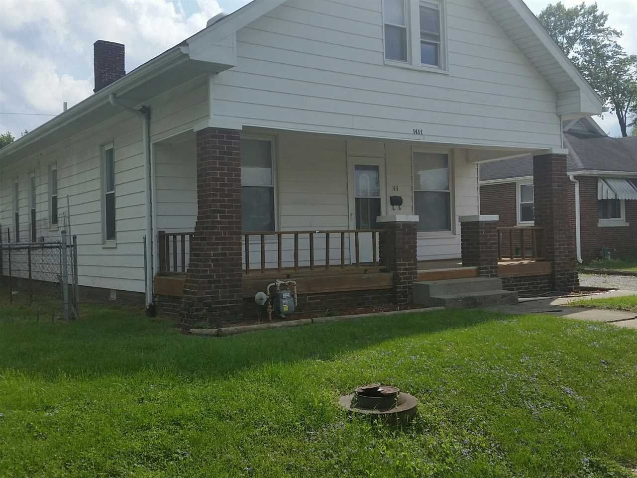 1411 E Franklin, Evansville, IN 47711