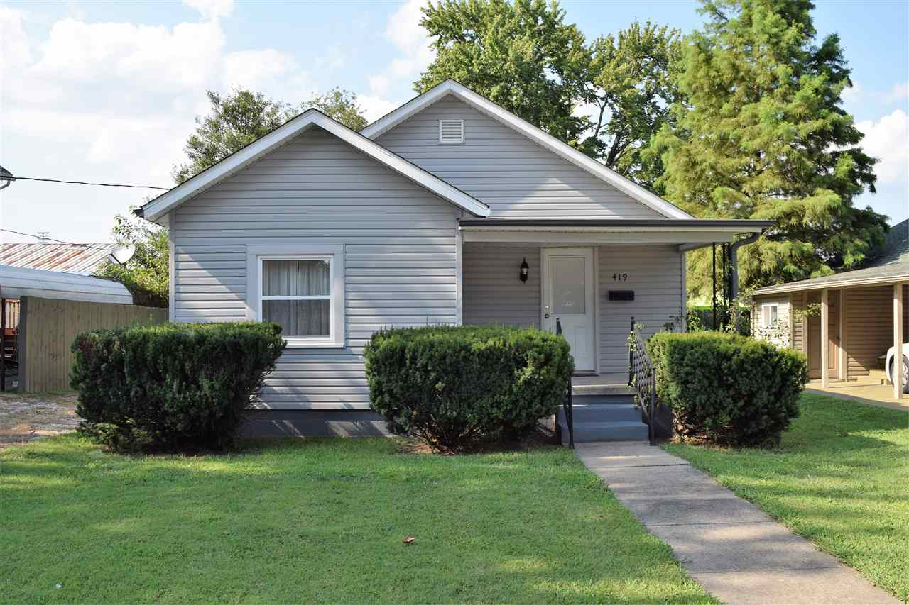 419 W Sycamore Street, Boonville, IN 47601