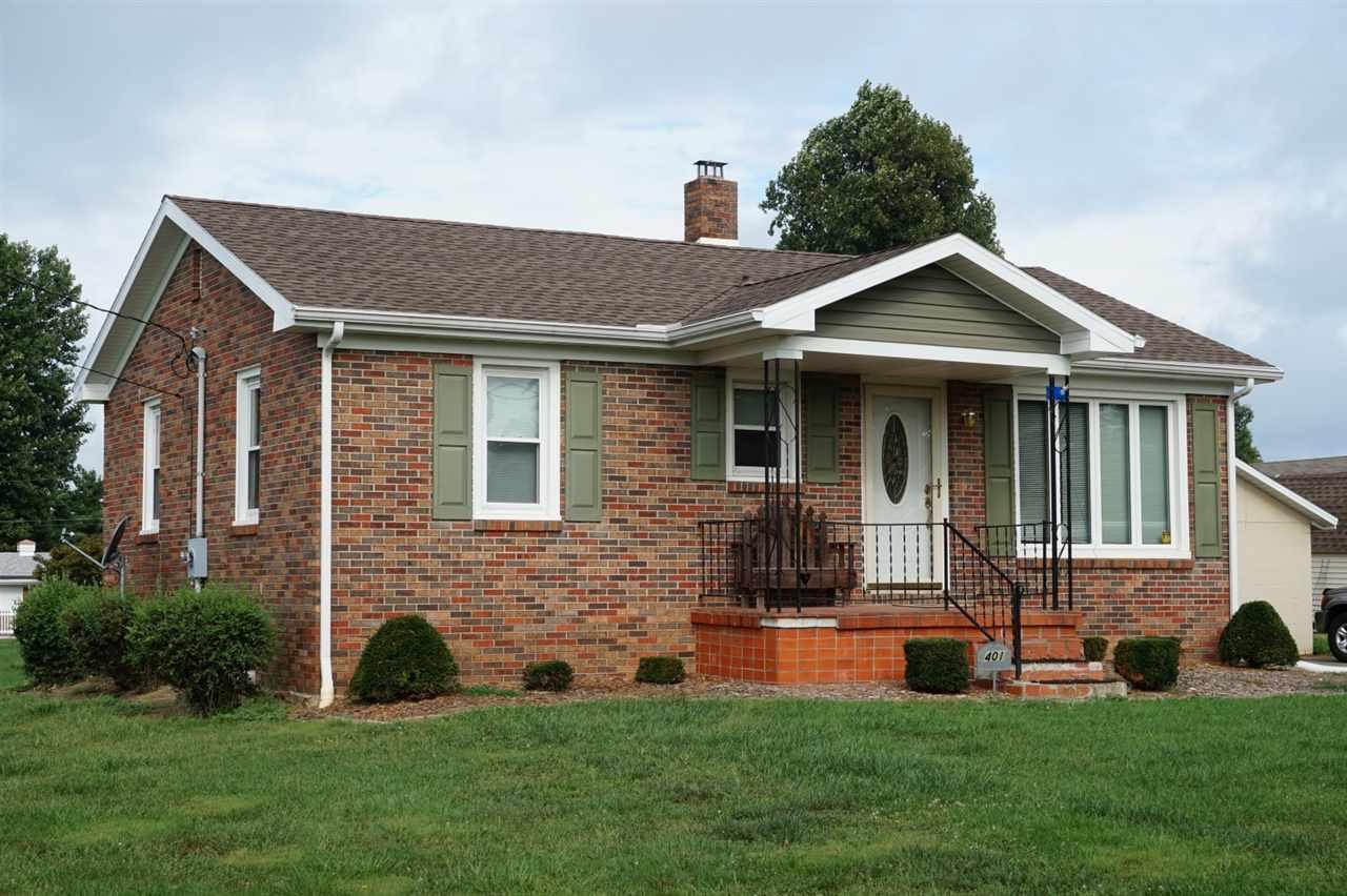 401 N Hull Street, Fort Branch, IN 47648