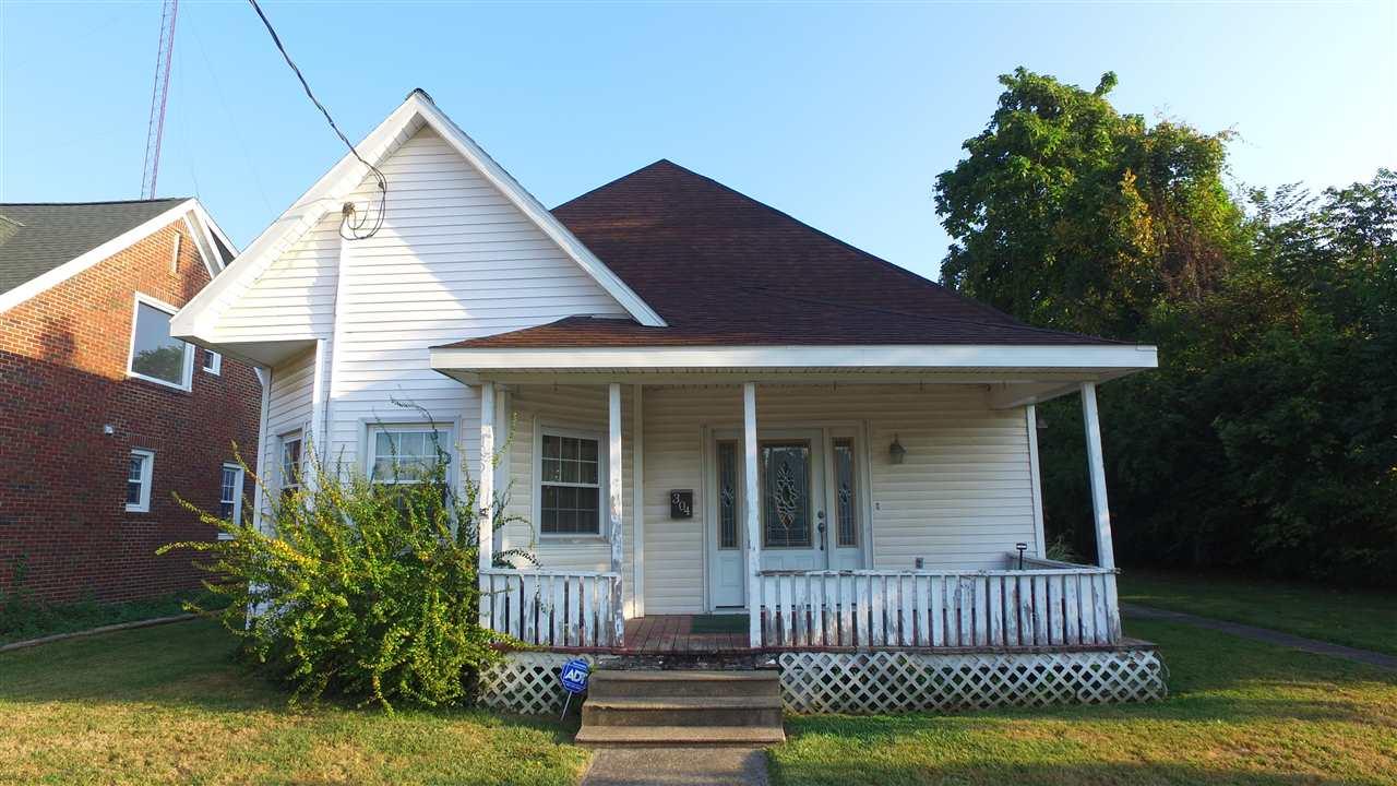 304 W Main Street, Odon, IN 47562