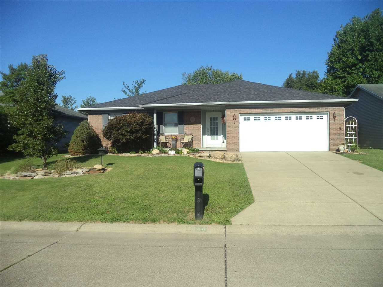 2848 Fox Hollow Court, Evansville, IN 47715