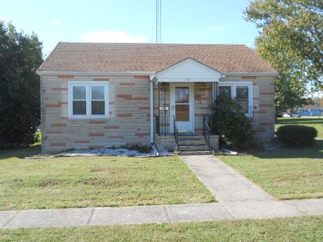 204 S John Poindexter Street, Odon, IN 47562