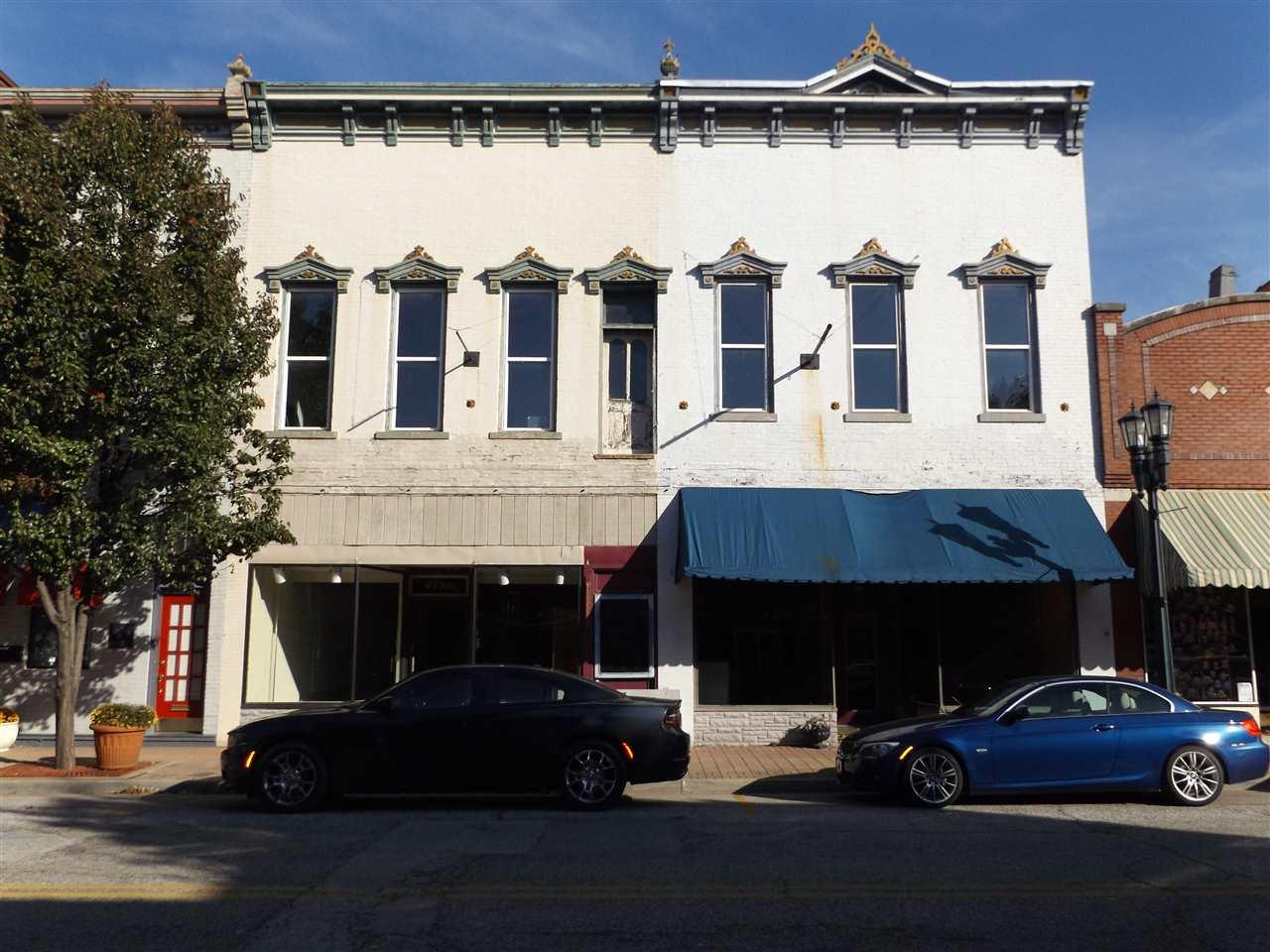 406/408 E Fourth Street, Huntingburg, IN 47542