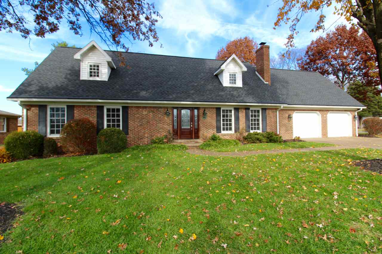 402 E Sinclair Street, Fort Branch, IN 47648